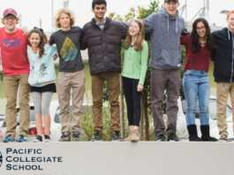 Pacific Collegiate School is accepting lottery applications in Grades 7-12 for the 2020-2021 school year.