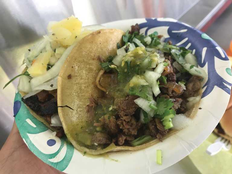 Food Truck Tours: The best taco in the county?