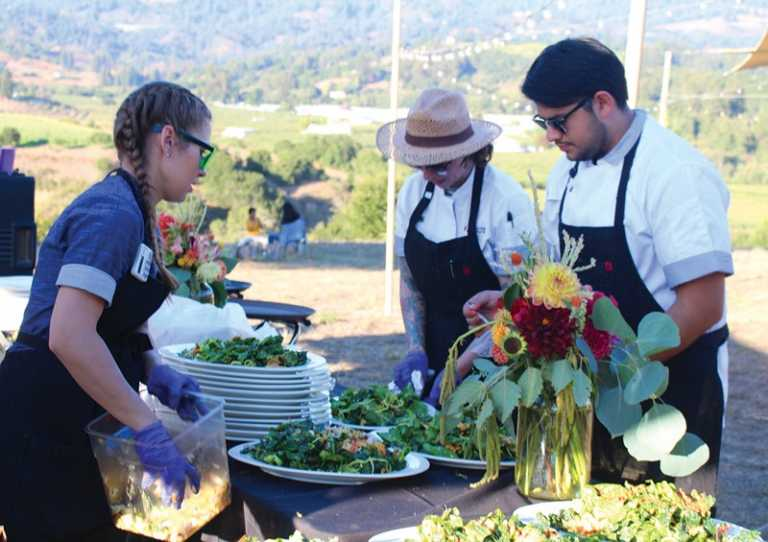 Farm Discovery hosts annual benefit dinner at Live Earth Farm