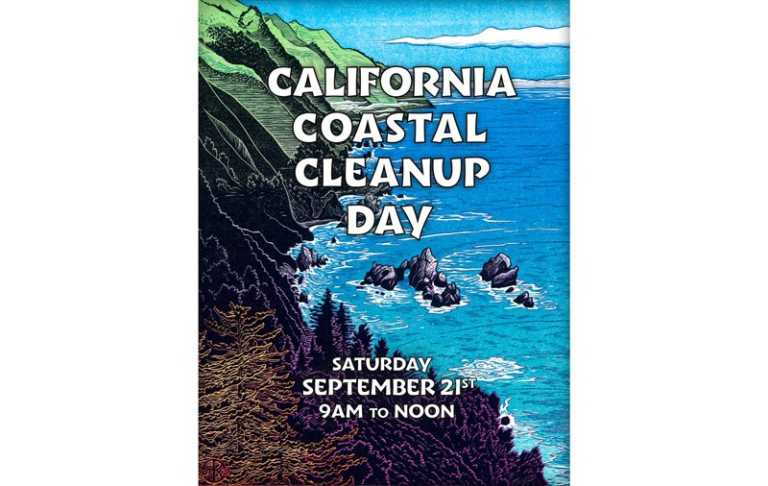 Coastal Cleanup Day returns this Saturday