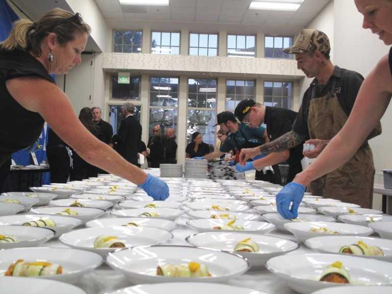Second Harvest hosts annual benefit dinner