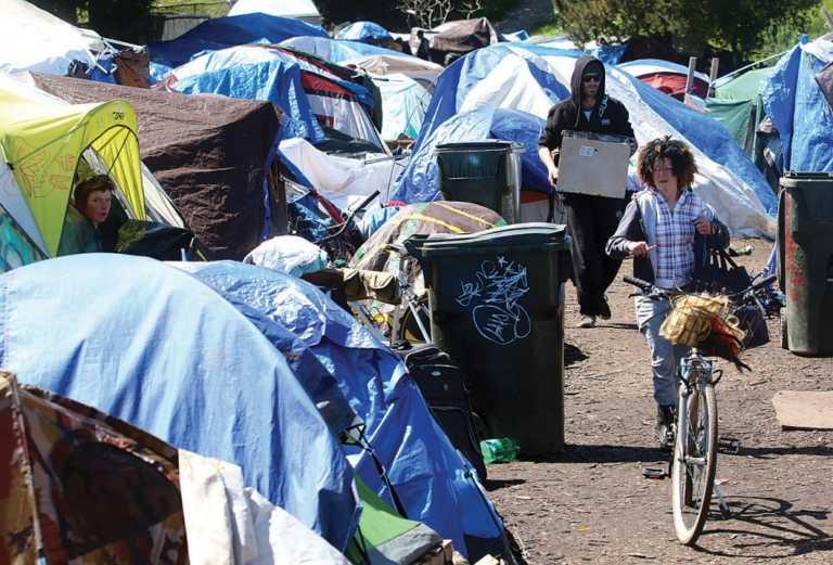 Homeless advocates plan to sue Santa Cruz