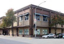 Watsonville prep Gottschalks building
