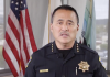 Watsonville Police chief David Honda