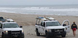 Santa Cruz county shark attack