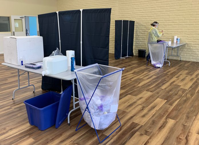 Watsonville covid-19 testing