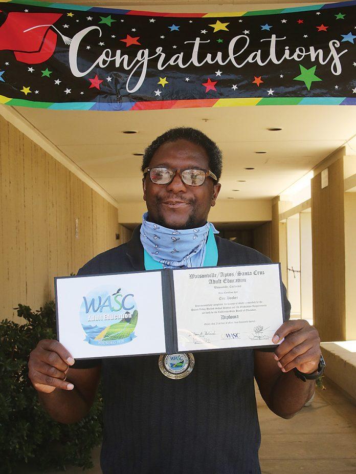 adult education PVUSD graduation