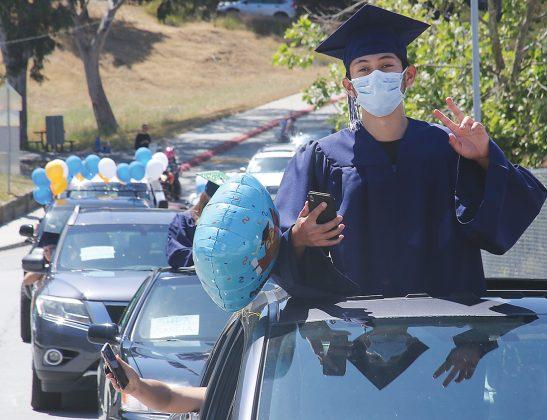 Aptos High School grudation 2020