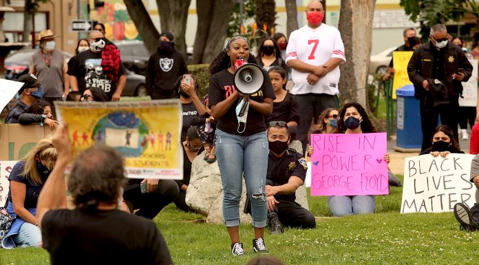 Watsonville protesters
