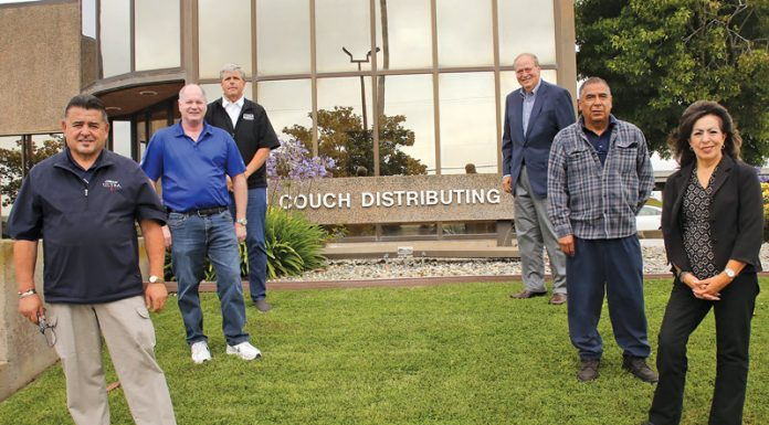 Couch distributing watsonville sold
