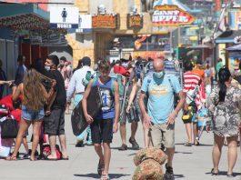 santa cruz county tourism covid-19