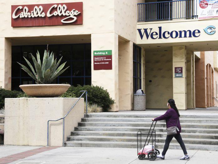 Cabrillo College name change