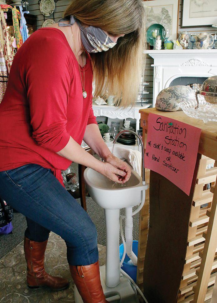 handwash stations aptos