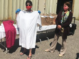 Pajaro Valley Quilt Association gowns