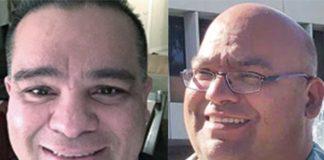 Abel Mejia, Ruben Mejia, Bill Callahan Federico Castañeda