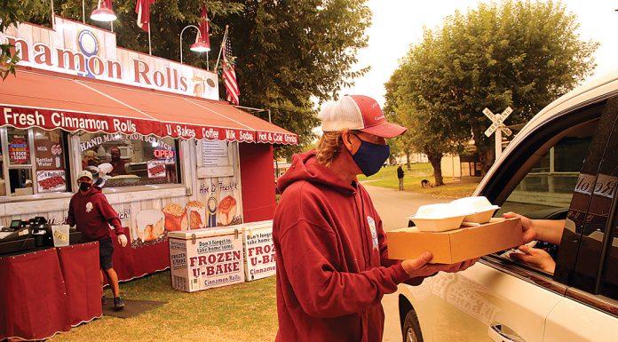 Fair Food Drive Thru Santa Cruz County Fairgrounds