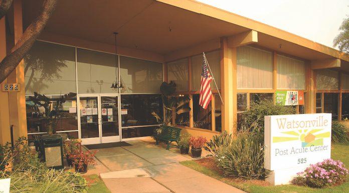 Watsonville Post Acute Center covid