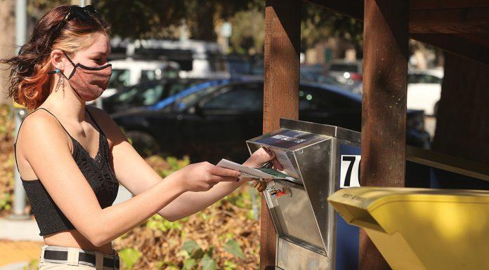 Santa Cruz County voting