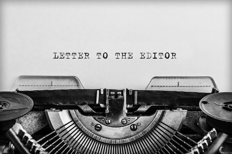 Letters to the Editor, April 16