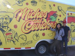 Miches and Ceviches Watsonville