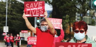 watsonville nurses demonstration ratios