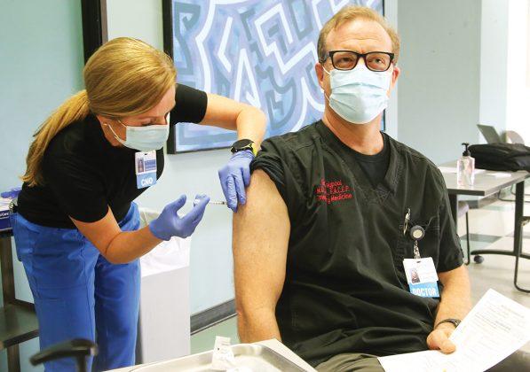 Watsonville hospital covid-19 vaccine