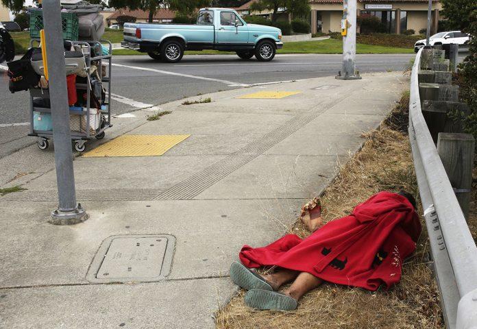 homeless santa cruz