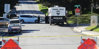 Santa Cruz homicide