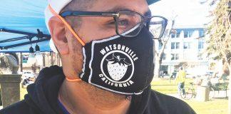 Watsonville masks covid-19
