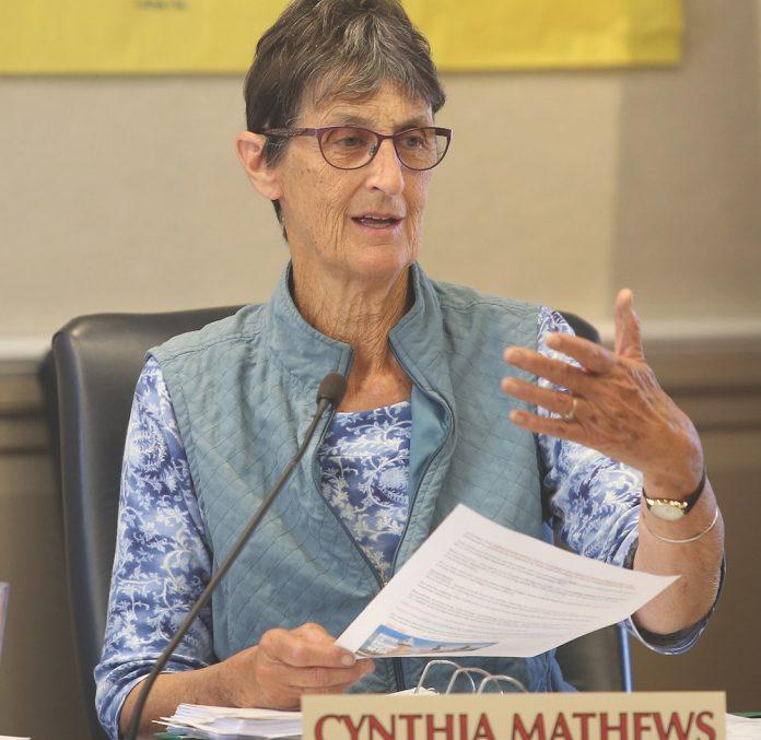 Cynthia Mathews oral health summit