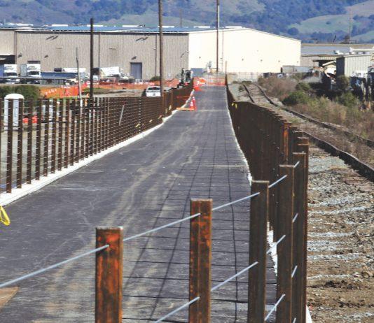 rail-trail Santa Cruz county