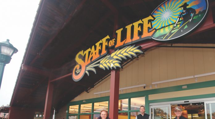 Watsonville staff of life