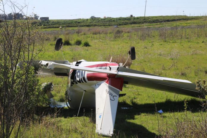 Plane crash watsonville pajaro valley high
