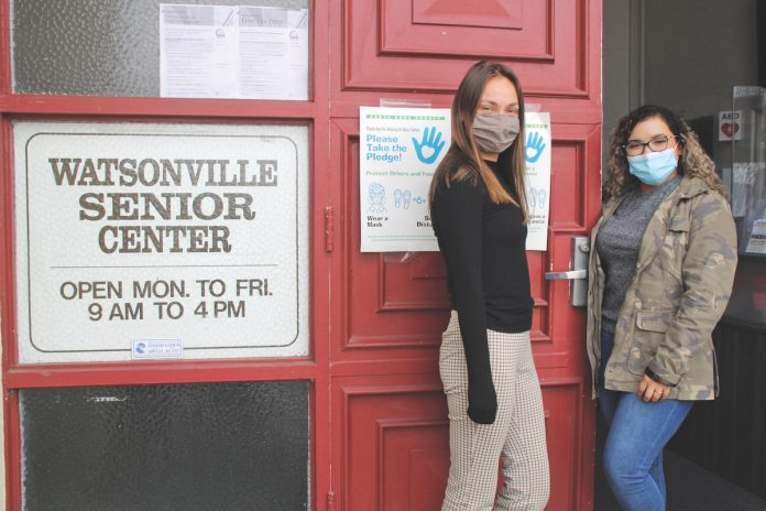 watsonville senior center vaccinations