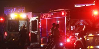 aptos deputies shot man shooting