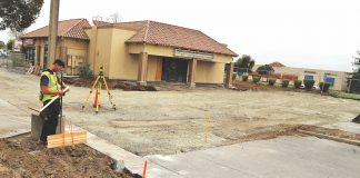 drive-thru Starbucks Watsonville new business