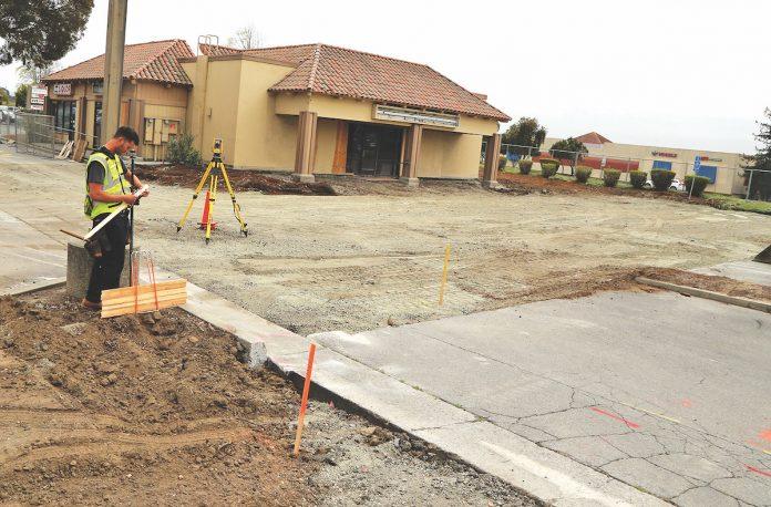 drive-thru Starbucks Watsonville new business