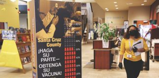 Santa Cruz County Watsonville vaccines
