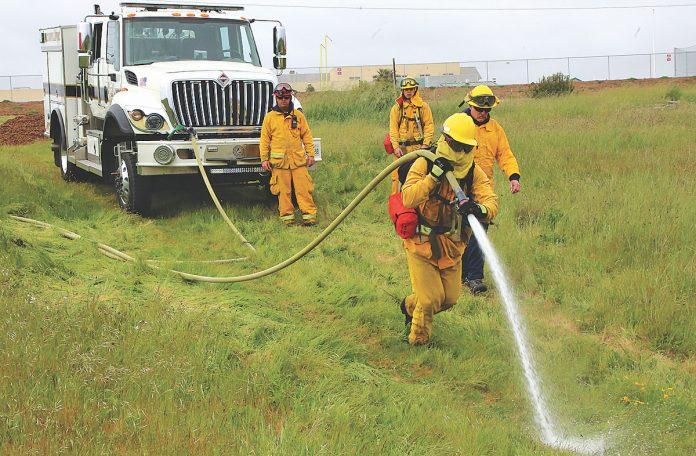 santa cruz county fire season