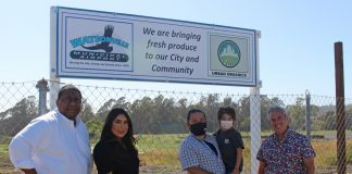 watsonville airport urban organics farm