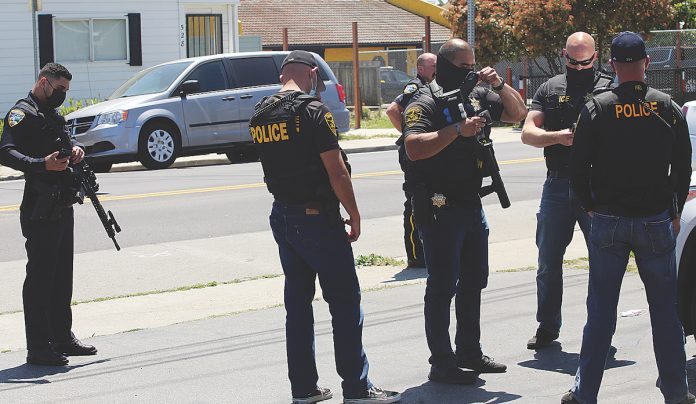 watsonville police daniel smith