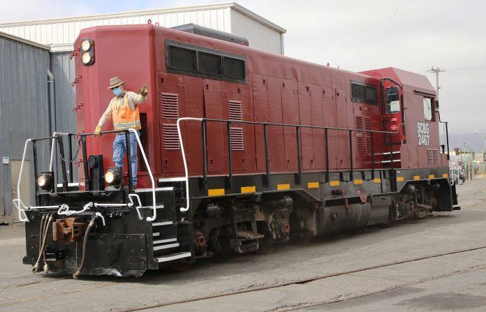roaring camp watsonville progressive rail