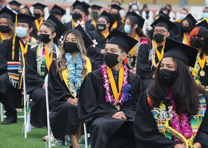 watsonville high graduation