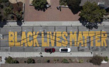 Black Lives Matter santa cruz