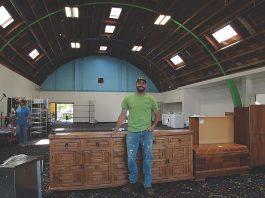 Watsonville restore