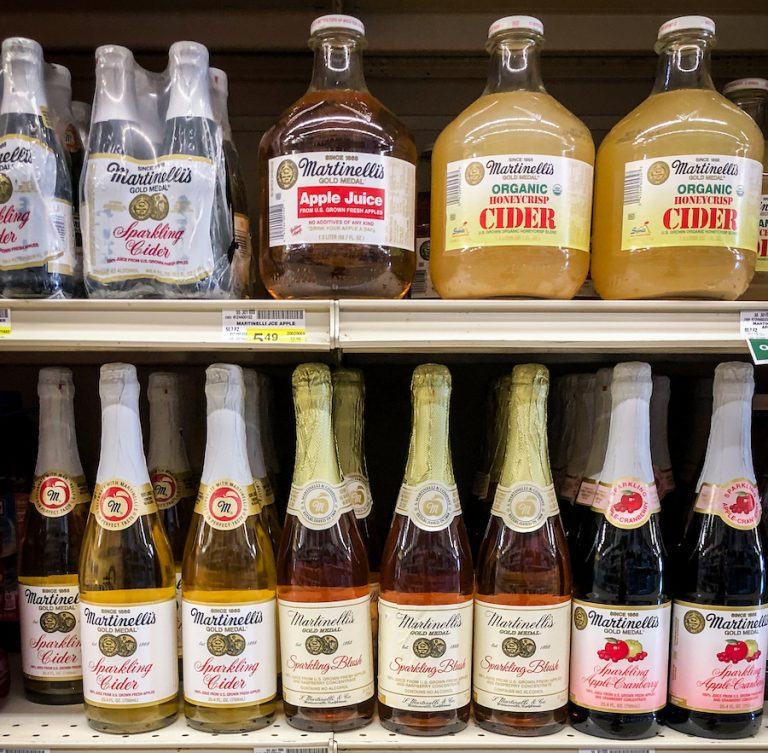 Martinelli's among brands searching for safer bottle cap options