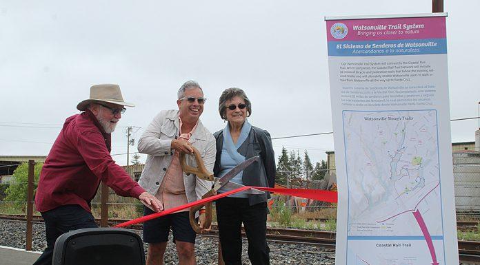 watsonville rail trail