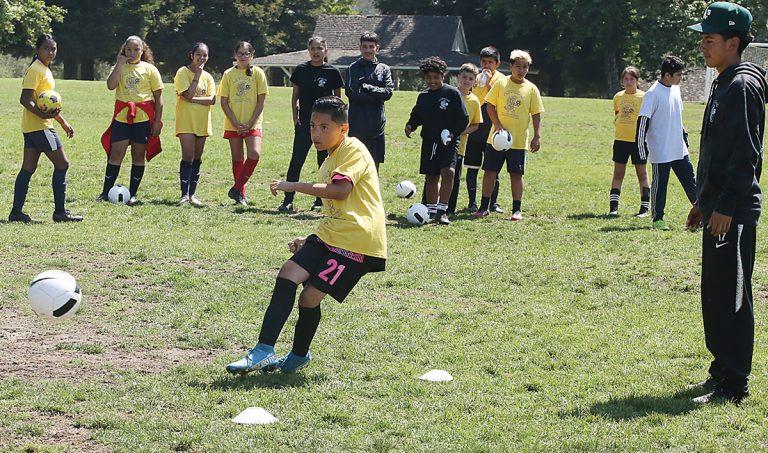 Summer soccer program bounces back