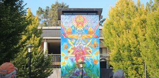 Cabrillo mural