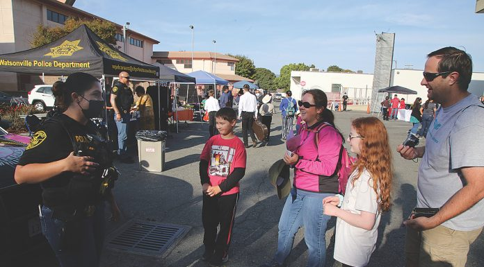National Night Out watsonville